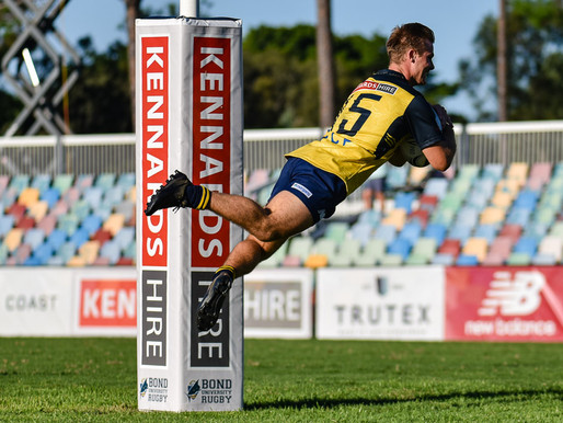 QLD Premier Rugby - Bond Uni v Norths