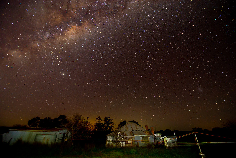 Yeoval Milky Way