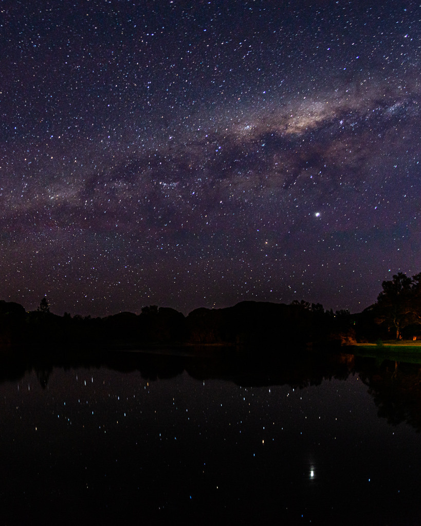 Currumbin Valley (17mm, f/2.8, 10 sec, ISO 1250, 4 shot panorama)