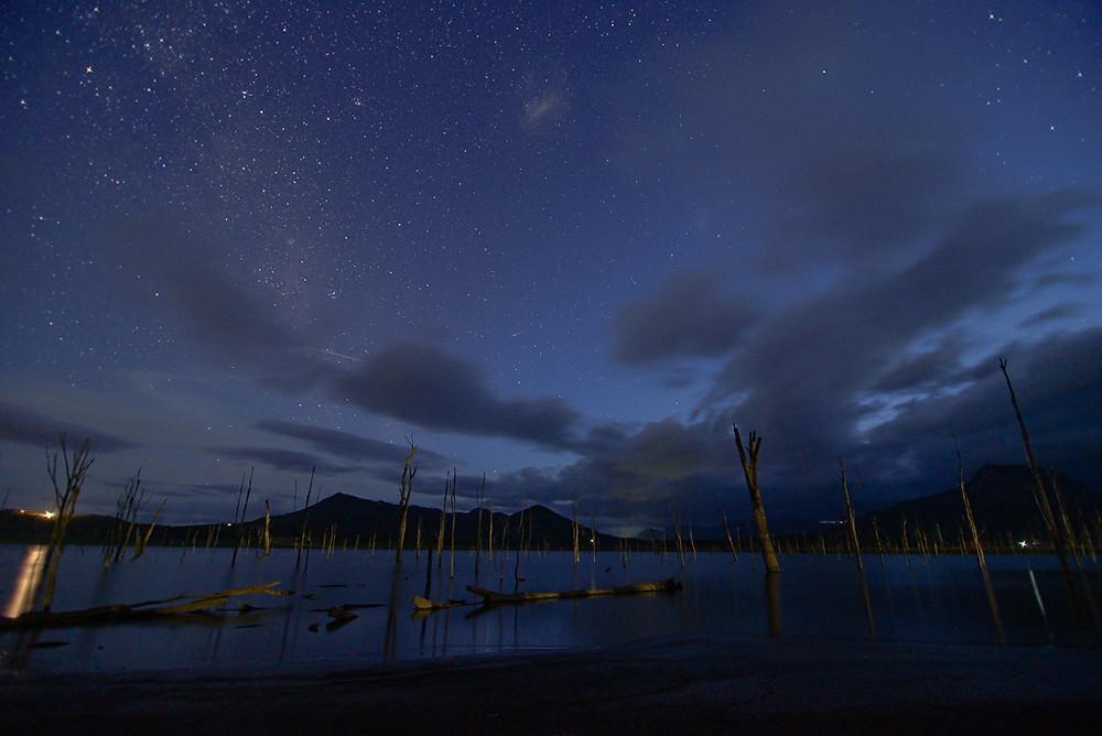 Lake Moogerah Milky Way