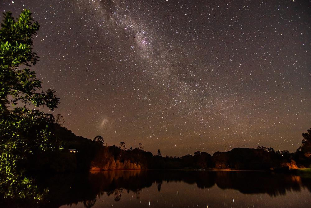Currumbin Milky Way (16mm, f/2.8, 20 sec, ISO1250)