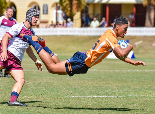 U18s - Queensland White v Brumbies Academy