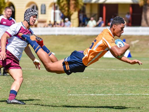 U18s - Queensland White v Brumbies Academy