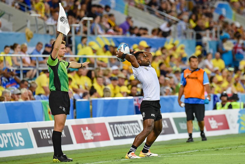 Jerry Tuwai (Fiji)