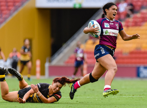 Queensland Women remain unbeaten with Super W win over Western Australia