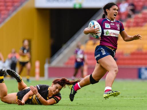 Queensland Women remain unbeaten with Super W win over Western Australia