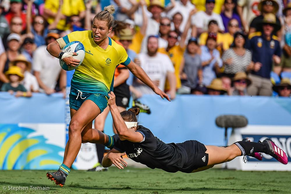 Emma Tonegato (Australia)