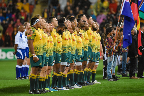 Wallabies National Anthem
