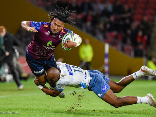 Reds get the Blues at Suncorp