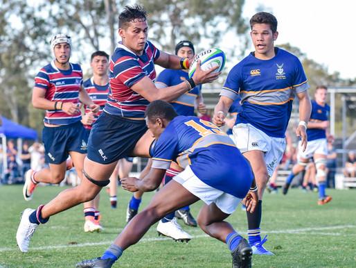 QLD GPS Rugby - Churchie v TSS