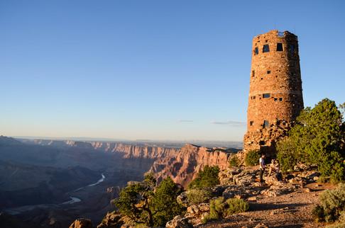 Desert View Tower, Grand Canyon, Arizona