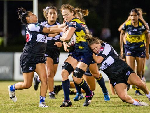 QPR Womens Rugby - Bond Uni v Souths