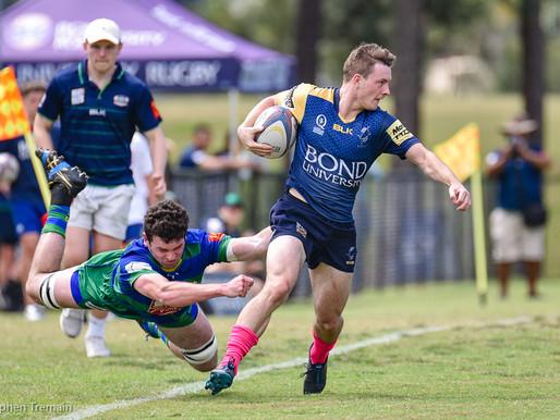 QLD Premier Rugby - Bond Uni v GPS - Colts 1