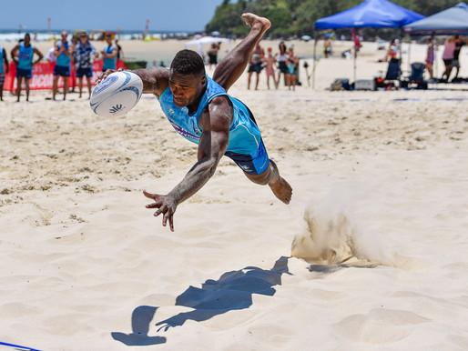 Beach Rugby 5's