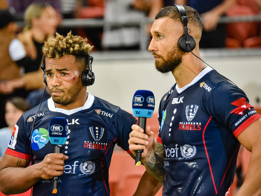 Cooper and Genia Crowned Home-Coming Kings