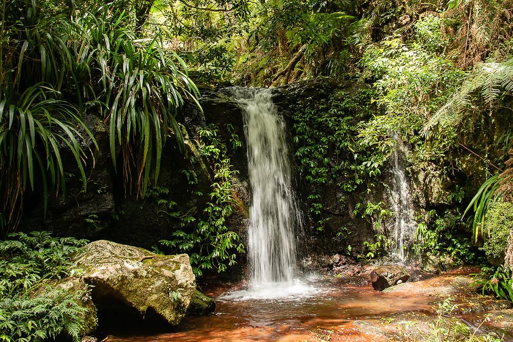 Above Kagoonya Falls