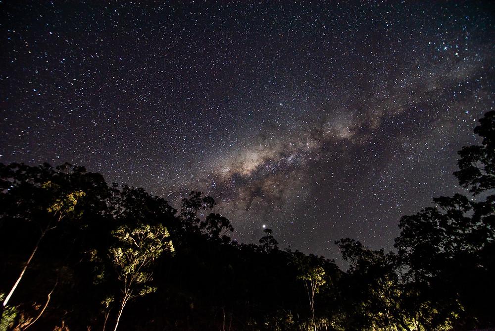 Gold Coast Hinterland (16mm, f/2.8, 15 sec, ISO 1250)