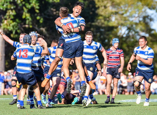 GPS Rugby Rd 9 - Nudgee College v The Southport School