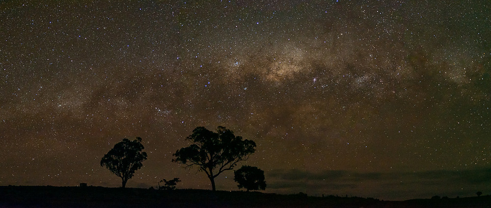 Yeoval Milky Way Panorama