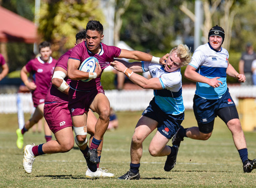 U18s - Queensland Maroon v NSW Generation Blue
