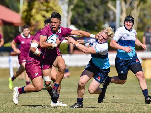 U18s - Queensland Maroon v NSW Generation Blue