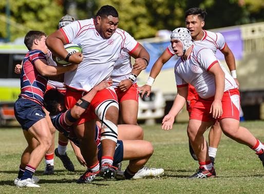 GPS Rugby - TSS v IGS