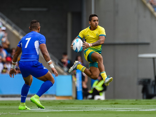 GC2018 Rugby Sevens - Day 2