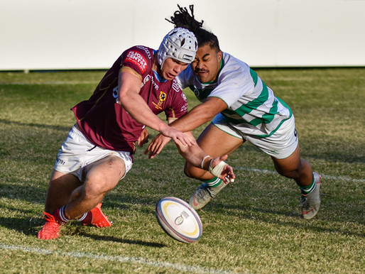 QLD Premier Rugby - Sunnybank v Uni of QLD