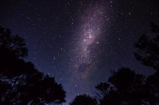 Mt Warning Milky Way