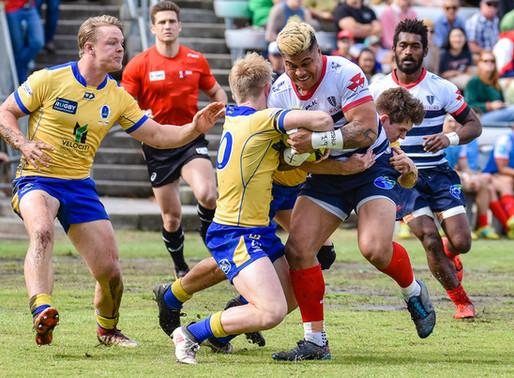 Brisbane City Hold Off Rising to Reach NRC Semis