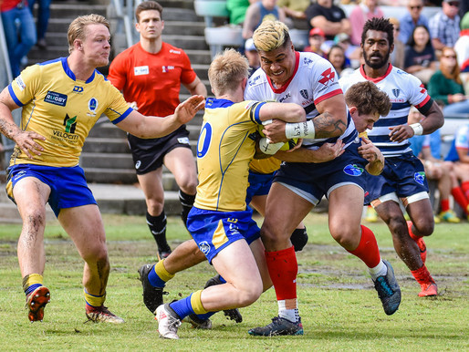 Brisbane City Hold Off Rising to Reach NRC Semis