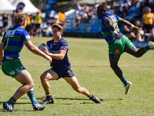 QLD Premier Rugby - Bond Uni v GPS - 2nds