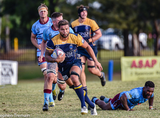 QLD Premier Rugby - Bond University v Norths
