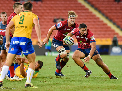 Reds Hold on at Home Against Bulls