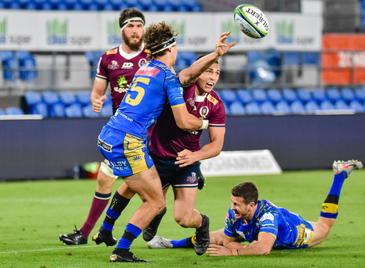 Super Rugby - Western Force v Queensland Reds