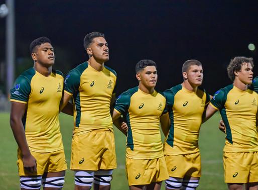 Oceania U20s - Round 1