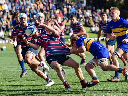 QLD GPS Rugby - TGS v TSS