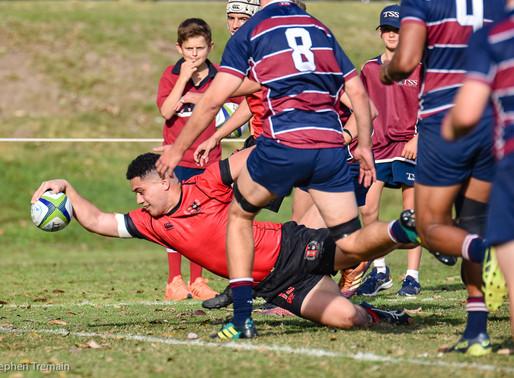 QLD GPS Rugby - TSS v GT