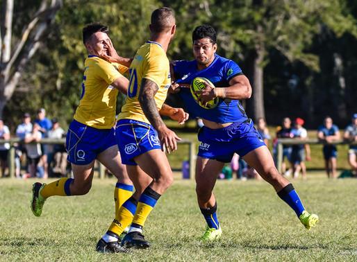 NRC Rd 1 - Brisbane City v Western Force
