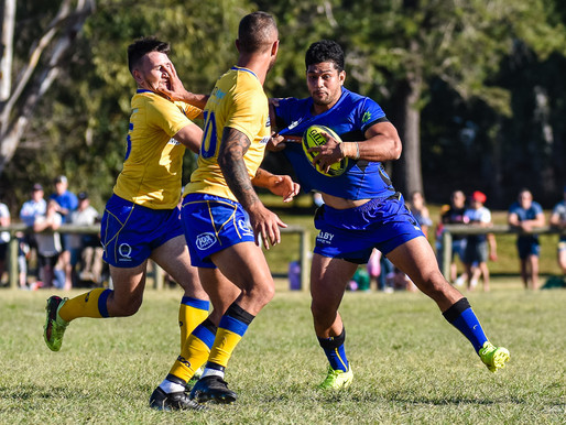 NRC Rd 1 - Brisbane City v Western Force