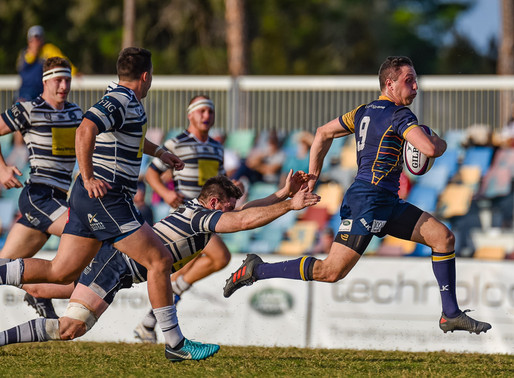 QLD Premier Rugby - Bond University v Brothers