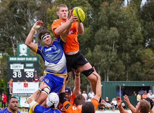 NSW Country and Brisbane City locked up in Orange