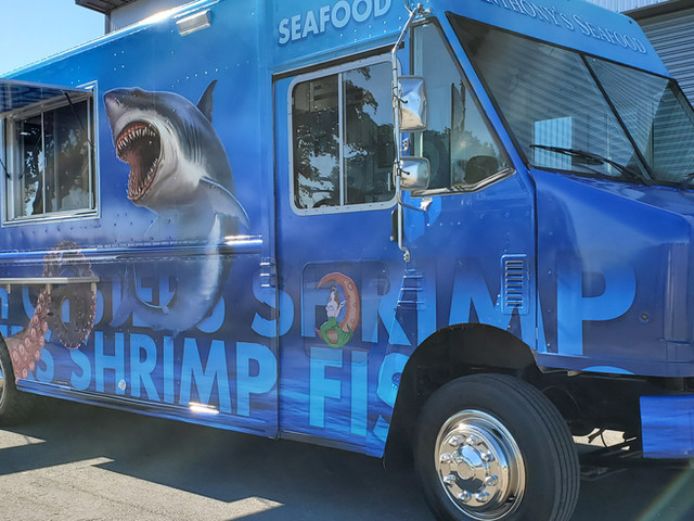 J. Anthony's Seafood Food Truck