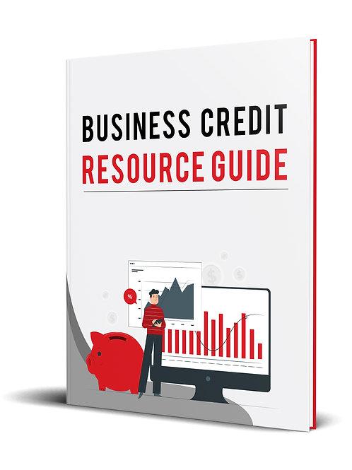 BUSINESS CREDIT GUIDE E-BOOK