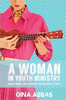 a woman in youth ministry book