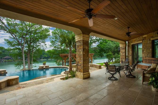 Modern Hill Country Living