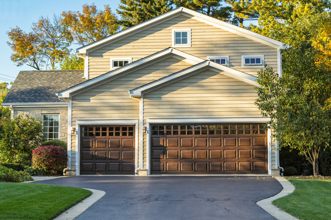 The Forever Home Garage