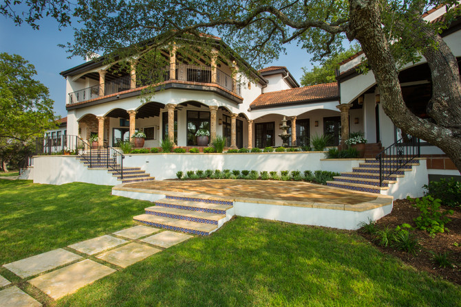 3 Things to Consider when Landscaping Your Hill Country Home