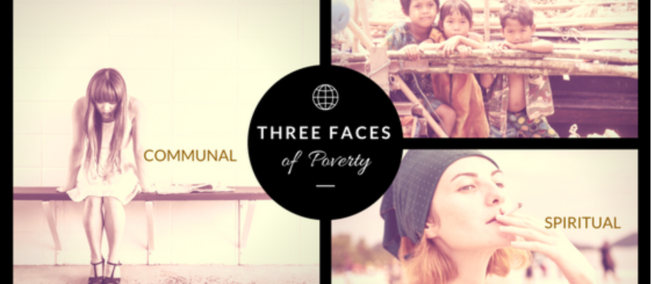 The Three Faces Of Poverty