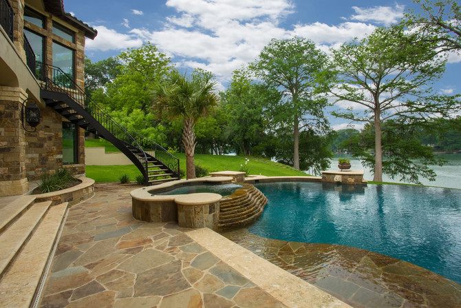 Designing Your Hill Country Dream Pool